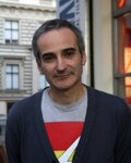 Olivier Assayas in Boarding Gate