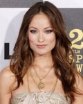 Olivia Wilde in Late Show with David Letterman