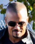 Shemar Moore in South Beach
