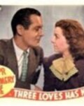 Franchot Tone in Three Loves Has Nancy