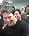 Tom Cruise in Mission: Impossible – Ghost Protocol