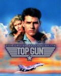 Adrian Pasdar in Top Gun