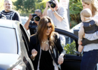 Kourtney Kardashian's Car:  The Elder Kardashian May Not Be As Famous, But She Drives a Great Car