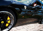 Mike The Situation Sorrentino's Car:  Fame, Fortune, and a Ferrari