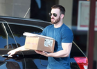 Chris Evans' Car:  Captain America is Both Stylish and Practical