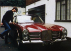 Ringo Starr's Car:  A Rock Star Car from Rock Star Royalty Hits the Auction Block