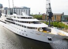 Visiting London? Book A Room At This Amazing $70 Million Super-Yacht Hotel
