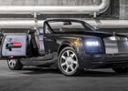 "Rolls Royce Will Only Make Nine Of These Gorgeous ""Phantom Nighthawk"" Convertibles"