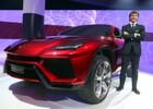 Why Does The Italian Government Want Lamborghini To Make SUVs?