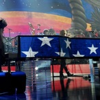 Elton John's New Million Dollar Piano