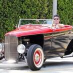 Simon Cowell's Car
