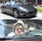 Harry Styles' Car