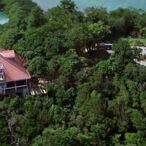 The Thomas Crown Affair Island House in Martinique