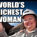 Who is the Richest Woman in the World?