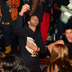 Drake Makes It Rain With $50K - And It's A Tax Write Off!!!
