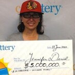 Woman Stops To Use Bathroom At CVS, Ends Up Winning $5 Million Lotto Jackpot