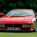 Amazing Car Of The Day: The Ferrari Testarossa