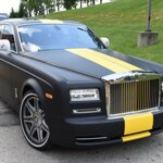 Antonio Brown Arrives At Steelers Training Camp In Half Million Dollar Rolls-Royce