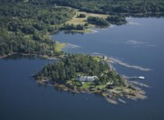 Ultra-Luxurious And Secluded Estate In Maine Can Be Yours For $9.5 Million