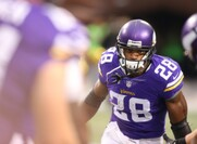 Minnesota Vikings Give Adrian Peterson Exactly What He Wanted – Security