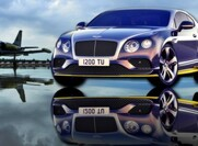 This Extremely Rare Bentley Was Inspired By A Jet