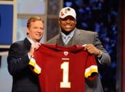 Trent Williams Just Became The Highest-Paid Tackle In NFL History… How Much Will He Make?