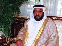 Sheikh Khalifa Bin Zayed Al Nahayan