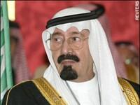 King Abdullah bin Abul Aziz