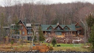 Thumbnail for Michael Moore's House: Lakeside Mansion Worth $2 Million
