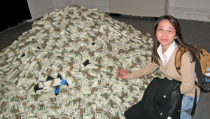 Thumbnail for 20 Awesome Photos of Insane Amounts of Cash