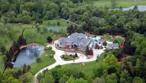 Thumbnail for Amazing Aerial Photos Of Rapper Mansions