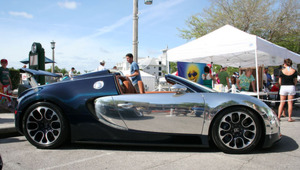 Thumbnail for Jay-Z's Car: A $2 Million Bugatti Veyron Grand Sport From Beyonce