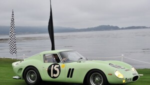Thumbnail for Lime Green 1962 Ferrari 250 GTO Sells for Record Smashing $35 Million