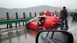 Thumbnail for How Not To Drive A Ferrari On A Rainy Chinese Highway