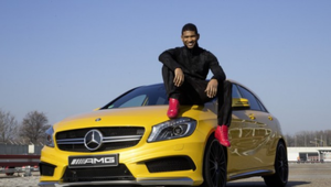 Thumbnail for Usher's Car:  A Luxury Vehicle Placeholder for an Even More Lux Vehicle