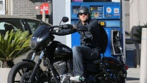 Thumbnail for Charlie Hunnam's Car:  The British Star Drives the Quintessential American Bike
