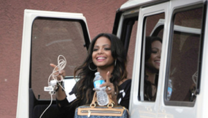 Thumbnail for Christina Milian's Car:  Her Stellar Garage Outshines the Mirror Ball