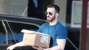 Thumbnail for Chris Evans' Car:  Captain America is Both Stylish and Practical
