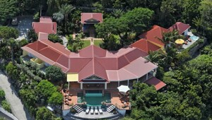 Thumbnail for Steve Martin's House:  His Massive Caribbean Villa is No Laughing Matter