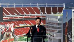 Thumbnail for The San Francisco 49ers Are Owned By A 33 Year Old Named Jed York