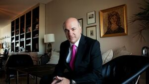"Thumbnail for How ""Mr Wonderful"" Kevin O'Leary Turned A $10,000 Loan From His Mom Into $400 Million"