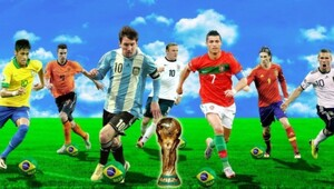 Thumbnail for The Richest Soccer Players At The World Cup