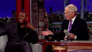 Thumbnail for Dave Chappelle Describes Exactly What It Felt Like To Walk Away From $50 Million