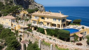 Thumbnail for This $50 Million Villa In Mallorca Is Exactly Why I Want To Be Extremely Rich Someday.