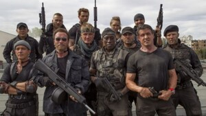 "Thumbnail for The Money It Takes to Assemble ""The Expendables"""