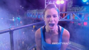 Thumbnail for American Ninja Warrior Star Kacy Catanzaro Made History This Month... Now She Just Might Make Bank.
