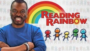 Thumbnail for LeVar Burton's Reading Rainbow Kickstarter Just Raised A Ton Of Money And Set An Awesome Record