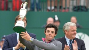 Thumbnail for 10 Years Ago Rory McIlroy's Dad Placed A $200 Bet That His Son Would Win The British Open Before He Turned 26… Awesome Story.