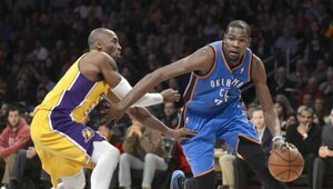 Thumbnail for Next Season Kevin Durant Will Make WAY More Money Wearing Shoes Than Playing Basketball…
