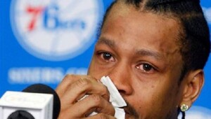 Thumbnail for Was Allen Iverson Really Begging For Change Outside Of An Atlanta Mall This Weekend?